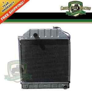 D8nn8005pa New Radiator For Ford 2000 3000 4100 340 340a 340b 540