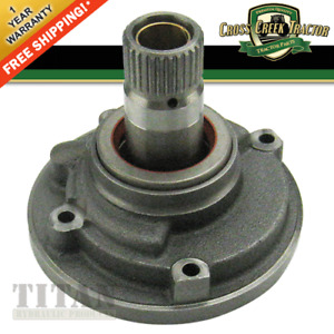 86516596 New Ford Tractor Transmission Pump 3500 3550 4400 4500 340 340a