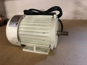 Jet 2 Hp Electric Motor 230v Single Phase 3450 Rpm