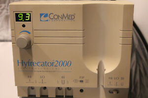 Conmed Hyfrecator 2000 Electrosurgical Model 7 900 115 W handpiece