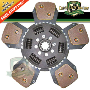 Al68022 New Clutch Disc John Deere 2350 2550 2750 2950 3150 2155 2355 2555 2755