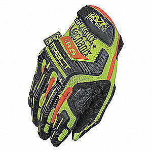 Me Cut Resistant Gloves hi vis Yellow xl pr Smp c91 011 High Visibility Yellow