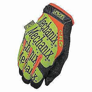 Mec Cut Resistant Gloves hi vis Yellow m pr Smg c91 009 High Visibility Yellow