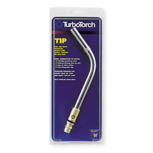 Turbotorch Soldering Tip propane mapp t 4 0386g0152