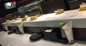 Conveyor Belt System For Restaurant For Sale can Be Used For Sushi hot pot etc