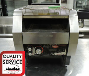 Hatco Tq 800h Commercial Toast qwik Electric Conveyor Toaster