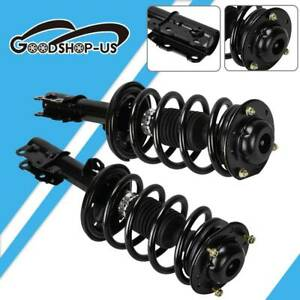 For 2004 2012 Chevy Malibu Pair Front Quick Complete Shock Struts