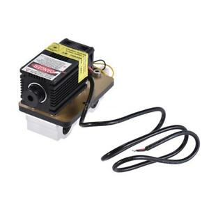 Engraving Printer Machine Cutter Marker 12v 500mw For Wood plastic leather