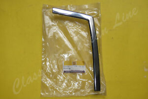 Opel Rekord C Commodore A Rear Trim Moulding Right Side 174186 Nos