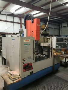 Mazak Vtc 41 Vertical Cnc Mill Machining Center With Extras Servos Can Ship