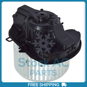 New A C Blower Motor For Volkswagen Touareg 2011 To 2015 Oe 7p0820021h