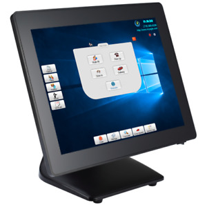 Slimpos All In One Point Of Sale 15 Touch Flat Panel Win 10 Restaurant Pos