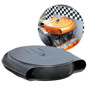Deluxe Retro Style Cadillac Olds Oldsmobile Steel Air Cleaner W Filter Hardware