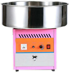 Electric Commercial Candy Floss Making Machine Cotton Sugar Maker Us