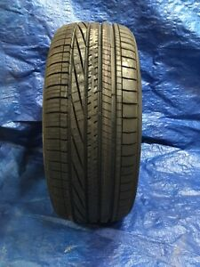 245 45r19 Goodyear Eagle Rs A2 98v 245 45 19 Like New Tire