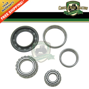 Wbkfd04 New Wheel Bearing Kit For Ford Tractors 501 600 700 800 900