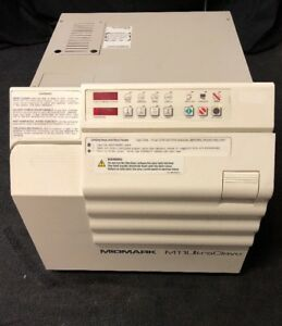 Midmark M11 Ultraclave Table Top Automatic Steam Sterilizer M11 002 See Listing