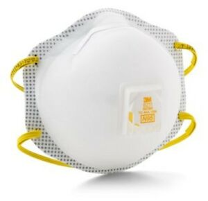 New 3m 50051131527503 Disposable Particulate Respirator Box Of 10