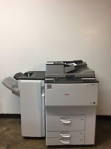 Ricoh Mp 6002 Only 51 Impressions Less Than 100 Impressions Great Condition