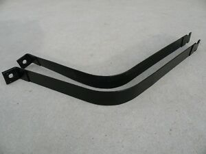 Thunderbird Fuel Gas Tank Bracket Mounting Strap Straps Ford Oem 64 66 1964 1966