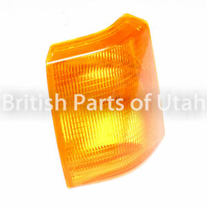 Range Rover P38 Front Turn Signal Light Lamp Blinker Indicator Left Driver 95 99