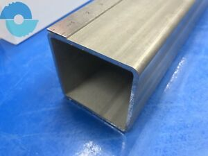 Stainless Steel Square Tube Tubing 304 4 X 4 X 3 16 X 12 Long