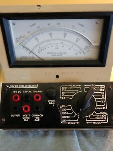 Weston Multimeter