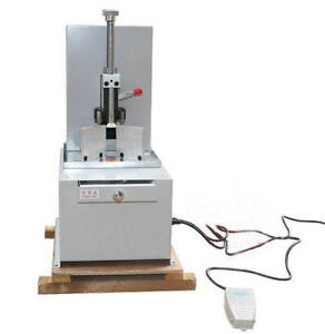 Electic Round Corner Cutter Corner Rounding Machine For Name Cards Paper Us 220v