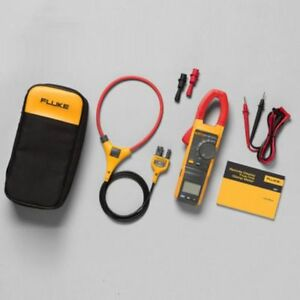 New Fluke 381 F381 Remote Display True Rms Ac Dc Clamp Meter Tester With Iflex