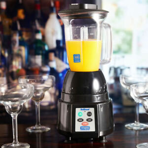 2 Speed Commercial Restaurant Bar Blender With Electronic Touch Pad