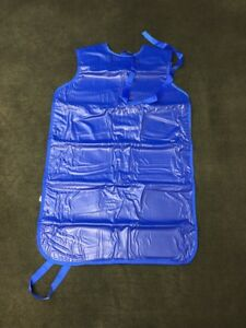 New Shielding Liteply 5mm X ray Protective Apron Royal Blue