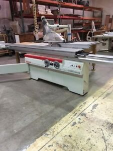 Scm Si400 Nova Sliding Table Panel Saw