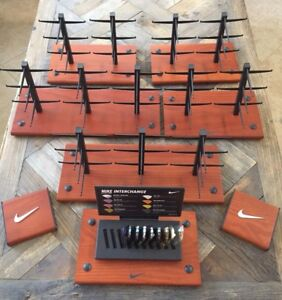 Nike Display Glasses sunglasses Frame Display Stand Holder Rack Retail 8 Pieces