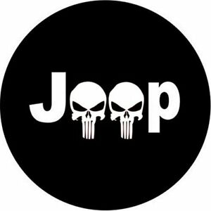 Dee type Spare Wheel Tire Cover Fit Jeep Wrangler liberty Classic Grill R17
