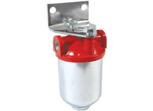 Big End Performance 11077 High Flow Canister Filter Street strip 3 8 In Npt