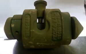 Peck Hale Ctc 1012 32 1 Military Container Connector Twistlock