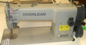 New Highlead Gk0088 Single Needle Pin point Chainstitch Sewing Machine