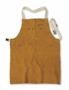 New Hobart 770548 Leather Welding Apron Free2dayship Taxfree