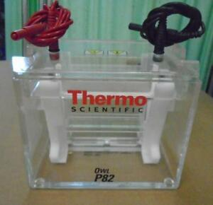 Thermo Owl P82 Wedge Double Sided System 10 X 10 Cm Electrophoresis