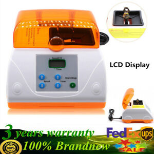 Lcd Display Dental Amalgamator Fast Speed Amalgam Capsule Mixer Hl ah G7 110v