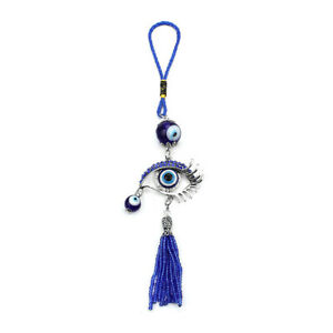 Lucky Car Interior Decoration Evil Eye Pendant Car Hanging Ornament Accessories