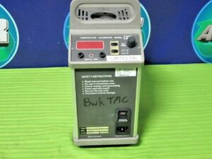 Jofra Temperature Calibrator Model 201 Transmitter Meter Transducer W case