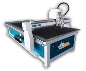 Digitool 4x8 Cnc Router Free Training In The Usa Software W 3 year Warranty