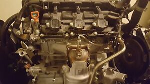 2015 2016 Acura Tlx Oem Engine Motor 3 5l V6 With Only 251miles