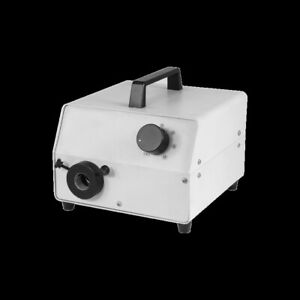 150w Fiber Optic Microscope Illuminator Adjustable Light Box Halogen