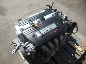 Jdm 02 06 Honda Civic K20a Engine Automatic Transmission Mtja Jdm K20a3 I vtec