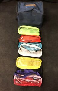 Broselow Hinkle Pediatric Als Color Coded Organizer Bag Colored Pouches Only