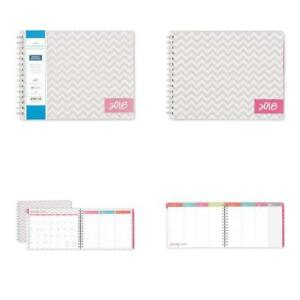 Blue Sky 2018 Weekly Monthly Planner Twin wire Binding 10 X 8 Cyo Ollie