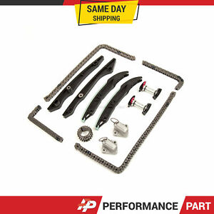 Timing Chain Kit For 11 15 Ford F150 Mustang 5 0l 302cid Coyote 50