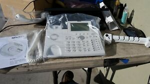 Snom 370 Voip Office Phone White new Free Shipping